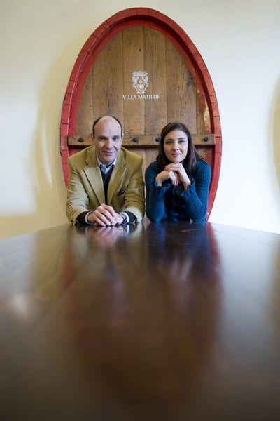 Maria Ida e Salvatore Avallone